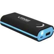 Urge Basics 4000mAh Universal Battery Pack, Black/Blue