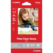 Canon® - Papier photo lustré, 4 po x 6 po