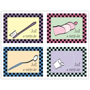 MAP Brand Dental Assorted Laser Postcards Just A Reminder