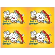 MAP Brand Dental Laser Postcards Smile Team Just A Reminder