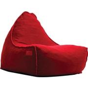 Comfy-Ture – Fauteuil 259CA en mousse comprimée, 20 x 11 x 20 po, rouge