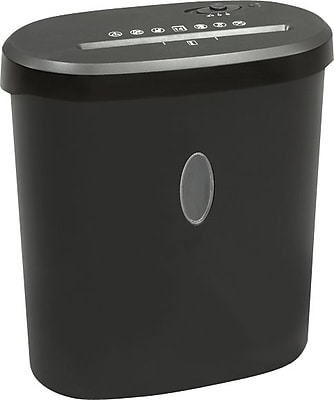 Omnitech 14-Sheet Cross-Cut Shredder