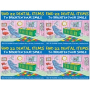 MAP Brand Patient Interactive Laser Postcards Find 22 Dental Items
