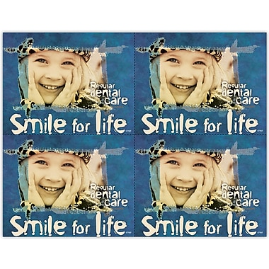 MAP Brand Cosmetic Dentistry Laser Postcards