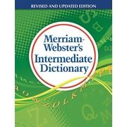 Merriam-Webster® Intermediate Dictionary