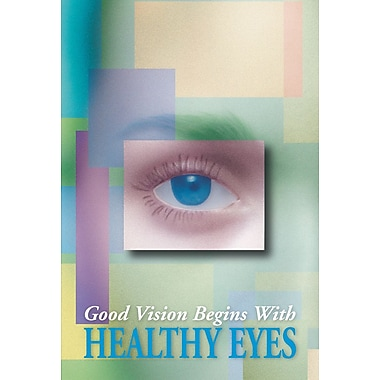 MAP Brand Preventive Laser Postcards Good Vision Begins with Healthy Eyes