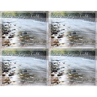 MAP Brand Scenic Laser Postcards River Scene