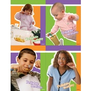 MAP Brand Photo Image Assorted Laser Postcards Children
