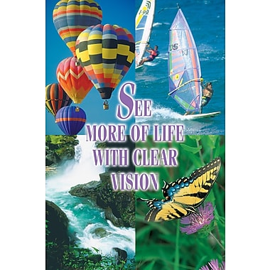MAP Brand Scenic Laser Postcards See More of Life