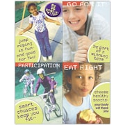 MAP Brand Preventive Care Assorted Laser Postcards Healthy Kids