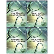 MAP Brand Photo Image Laser Postcards 3D Graphic Stethoscope