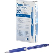 Vicuna Advanced Ink Ballpoint Pen, Blue Ink, 0.7 Mm Fine Point