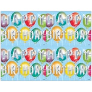 MAP Brand Graphic Image Laser Postcards Braces, Balloon