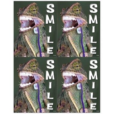 MAP Brand Graphic Image Laser Postcards Lizard