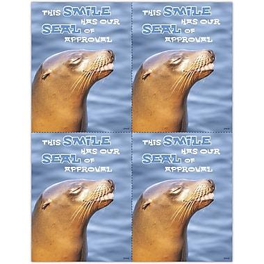 MAP Brand Humorous Laser Postcards Seal