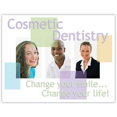 MAP Brand Photo Image Laser Postcards Change Your Smile