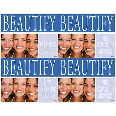 MAP Brand Photo Image Laser Postcards Beautify