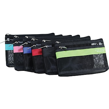 Five Star® Mesh Pencil Pouch