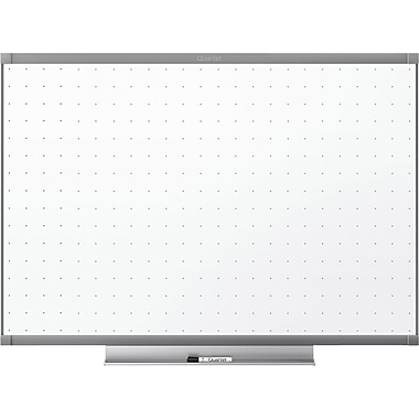 Quartet® Prestige 2® (20168) Non-Magnetic Total Erase Whiteboards, Aluminum Frame, 6' x 4'