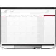 Quartet® – Tableau calendrier magnétique Prestige® (20128), 2 pi