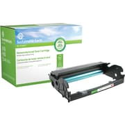 Staples® Reman Drum Unit, Dell 2230 (330-8988/DM631/PK496)/Lex E260 (39V3207)/IBM 1812 (E260 x 22G), Black