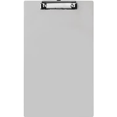 Staples® Aluminum Clipboard, 9.5