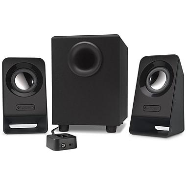Logitech – Système de haut-parleurs Z213 multimédia 2.1