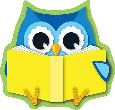 Carson-Dellosa Reading Owl, Cut-Outs