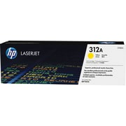HP 312A (CF382A) Yellow Original LaserJet Toner Cartridge