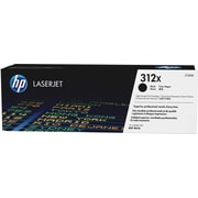 HP 312X (CF380X) Black High Yield Original LaserJet Toner Cartridge