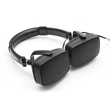 3Eighty5 Audio DuoPlay Over-Ear Stereo Headphones and Portable Speakers