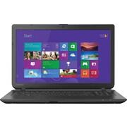 """Toshiba C75D-B7360 17.3"""" Laptop, TruBrite® TFT Display, AMD A8, 750GB SATA, 6GB RAM, Windows 8.1, Black"""