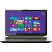 "Toshiba L55D-B5364 15.6"" Laptop, Diagonal Widescreen TruBrite® TFT Display, AMD A8, 8GB, Windows, Silver"
