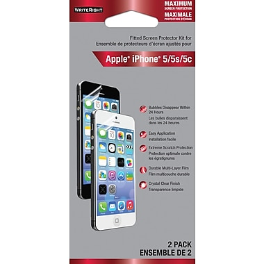 WriteRight – Protecteur d'écran Maximum pour iPhone 5