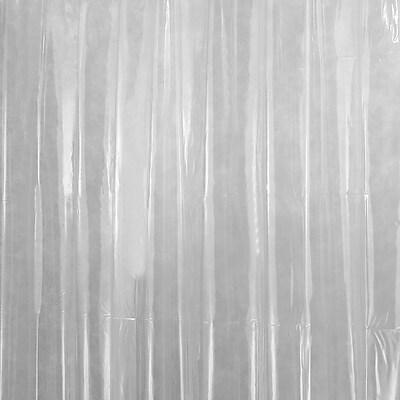 InterDesign® Vinyl X-Wide Shower Curtain Liner, Clear