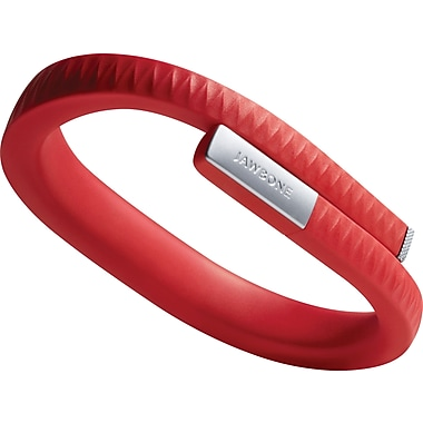 Jawbone UP Red Fitness Tracker, Small