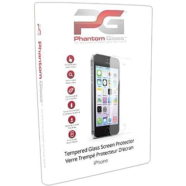Phantom Glass – Protection d'écran pour iPhone 5/5S/5C