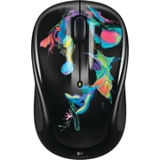 Logitech M325 Wireless Advanced Optical Mouse, Assorted Styles