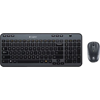 Refurb Logitech Wireless RF Optical Mouse & Keyboard Combo