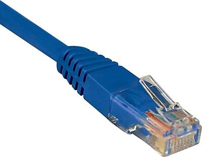 CAT6 Patch Cable, 5 ft., Blue