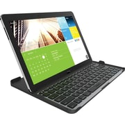 ZAGGKeys Cover Fit for Samsung Galaxy Note 12 Pro Keyboard Black