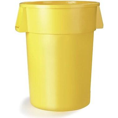 Carlisle Bronco 55 gal. Polyethylene Trash Can without Lid