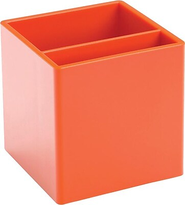 Poppin Pen Cup, Orange, (100261) 48995