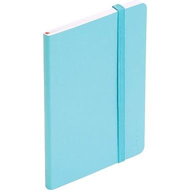Poppin Small Soft Cover Notebook, Aqua (100024)