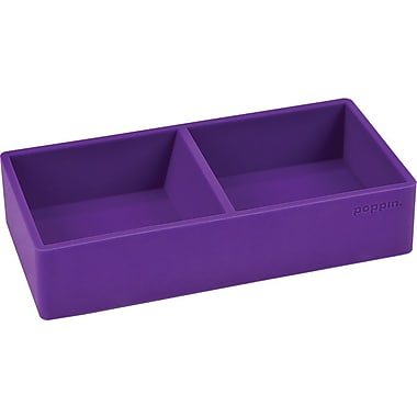 Poppin Softie This + That Tray, Purple, (100412)