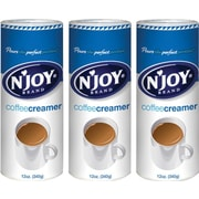 N'Joy Non-Dairy Powder Coffee Creamer Value Pack, 3/Pack
