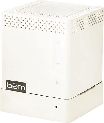 Bem Mojo Wireless Speaker, White