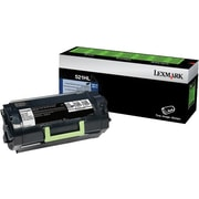 Lexmark – Cartouche de poudre d'encre 52D1H0L recyclable, haut rendement