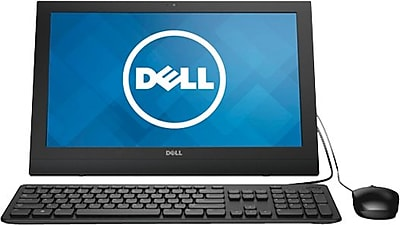 Dell Inspiron 19.5-Inch All-in-One Desktop Computer (I3043-1250BLK)