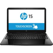 HP 15.6-Inch Touch Screen Laptop (15-r063nr)